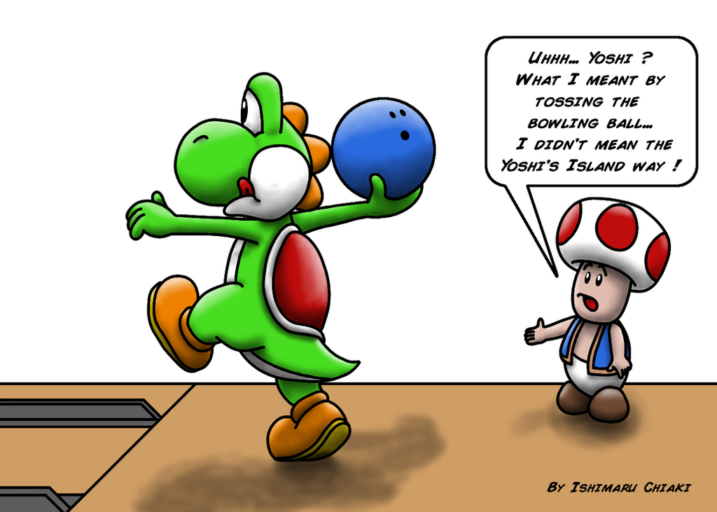 Yoshis Professional Deformation By Ishimaru Chiaki