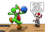 Yoshi's Professional Deformation