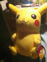 Got a Pikachu at Beauce Carnaval ! by Ishimaru-Chiaki