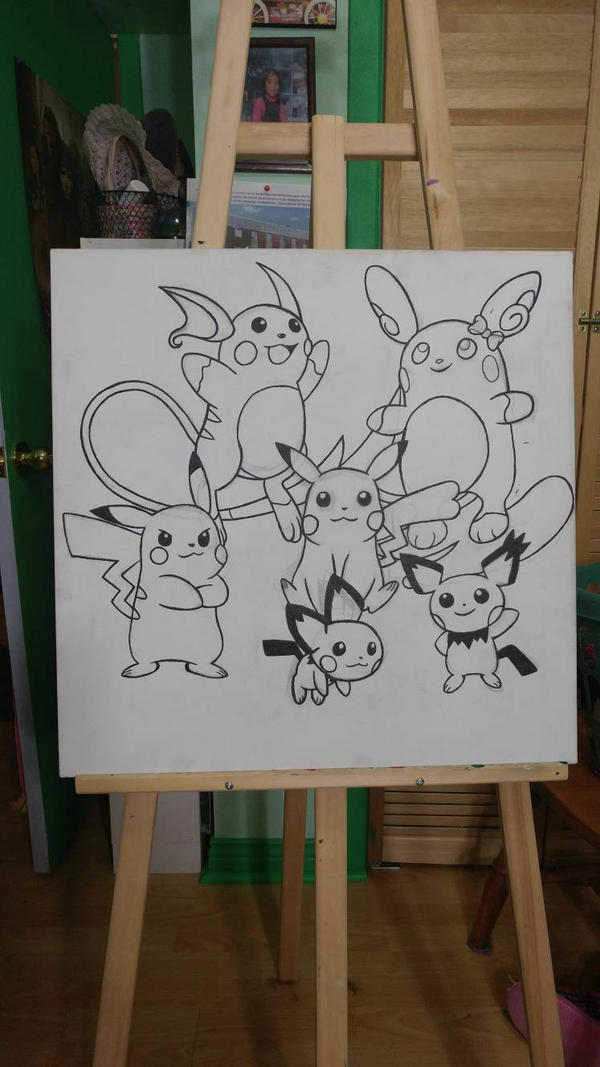 [In Progress] The Chu Family by Ishimaru-Chiaki