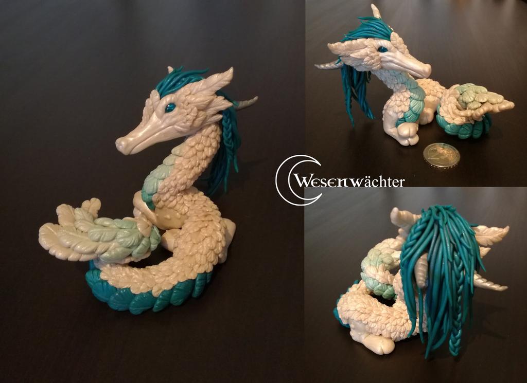 Dragon Paratu by Wesenwaechter