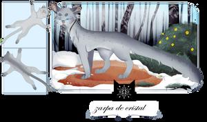 TWA | Zarpa de Cristal | Aprendiz by blue-venus