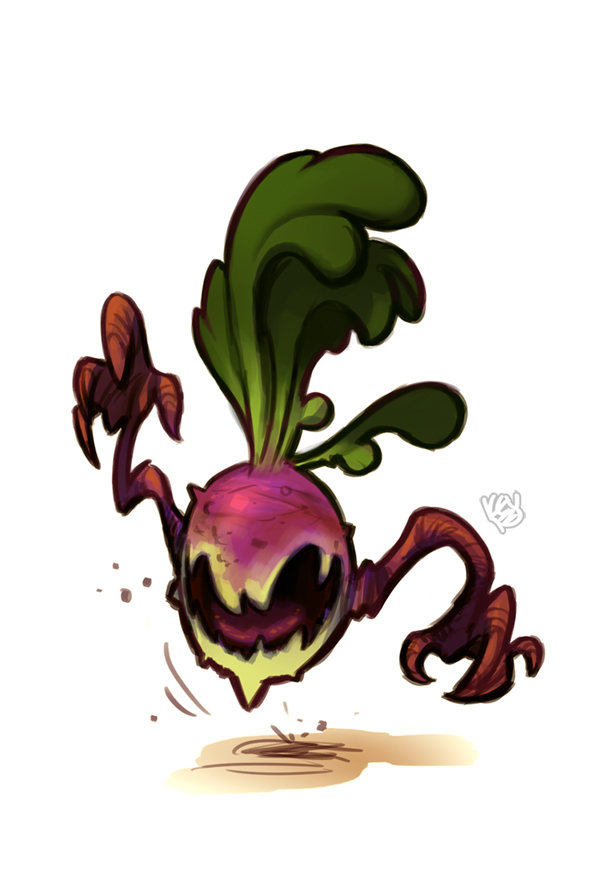 Turnip Monster