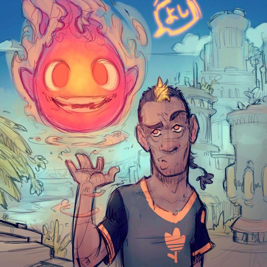 Professional Flame Thrower by TheGreyNinja