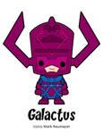 Kawaii Galactus