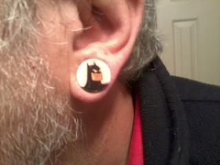 Holy jewelery, Batman! by markneu