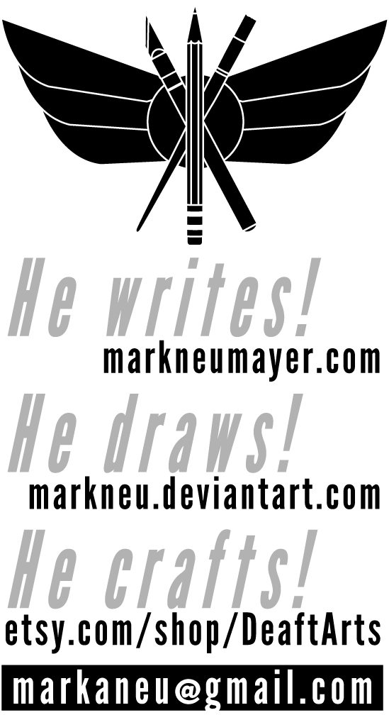Business  Card 2015 idea by markneu