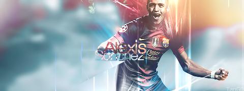 Alexis Sanchez by TanG00