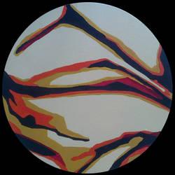 Lava I by Rutxi