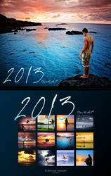2013 Calendar by IsacGoulart