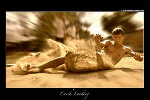 Crash Landing by IsacGoulart