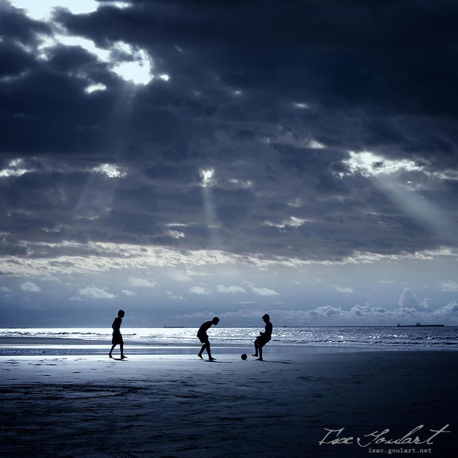 Beach Football by IsacGoulart