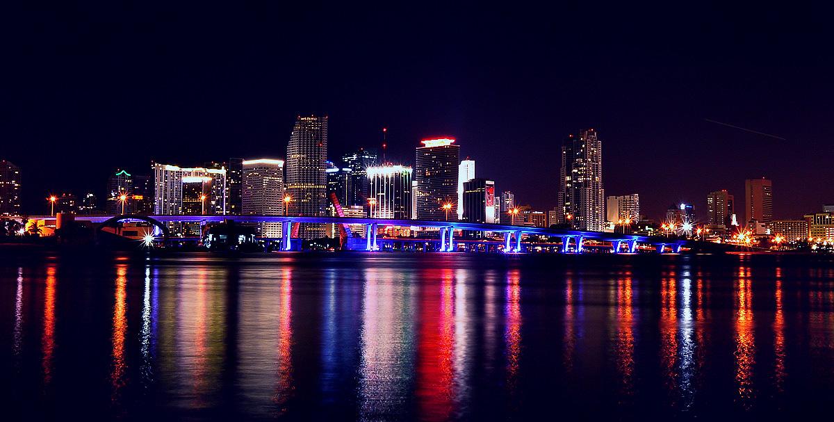 Miami to home.