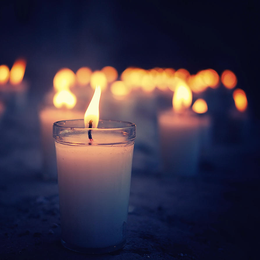 Candles by IsacGoulart