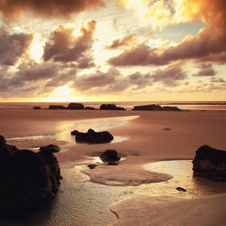 Sunset in Salinas