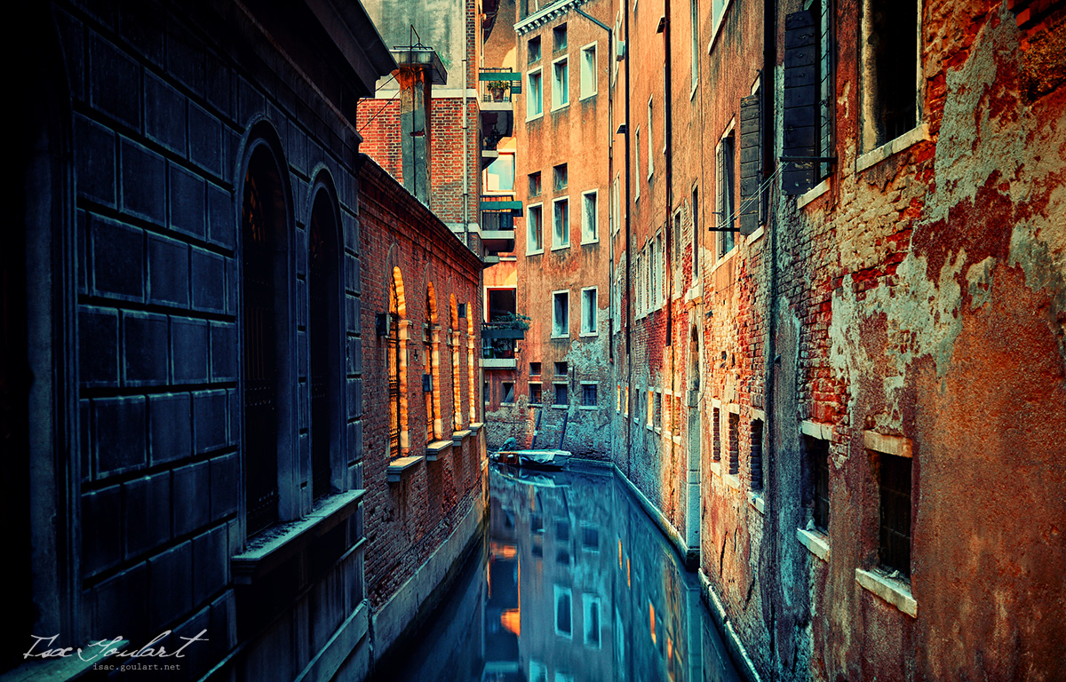Venice III by IsacGoulart