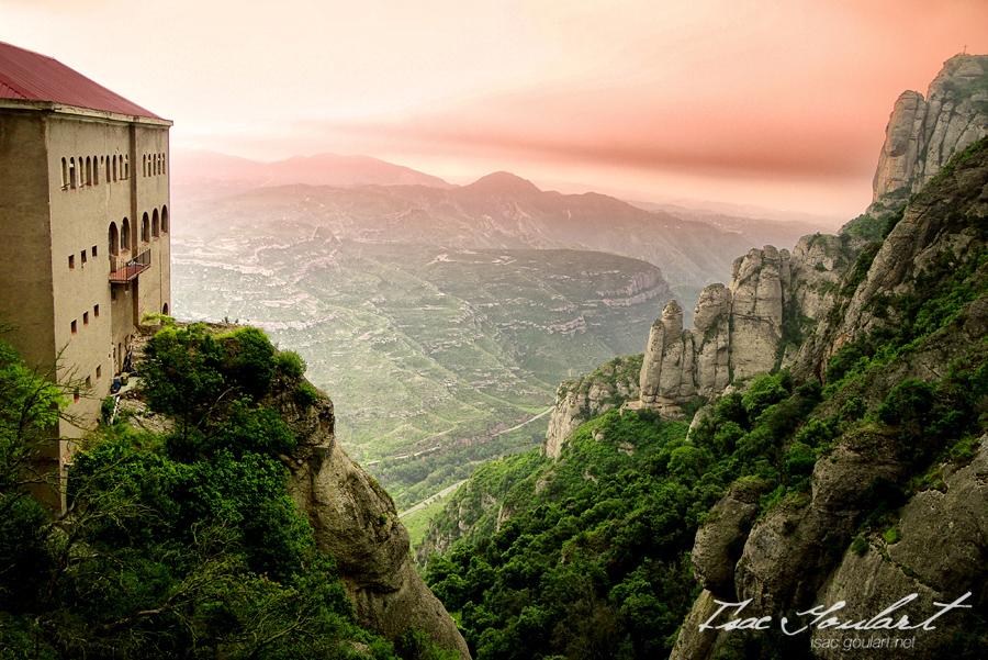 Montserrat Monastery by IsacGoulart