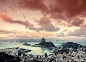 Rio de Janeiro II by IsacGoulart