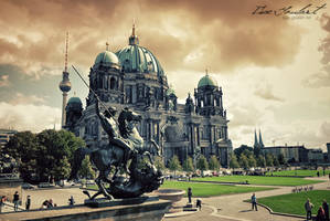 Berliner Dom by IsacGoulart