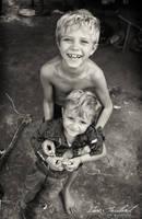Gypsy Boys by IsacGoulart
