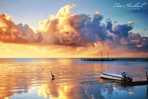 Belize Sky by IsacGoulart