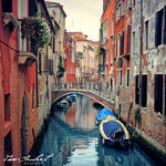 Serenity in Venice by IsacGoulart