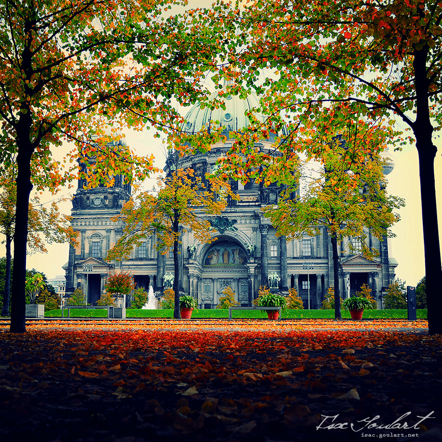 Berlin Cathedral by IsacGoulart