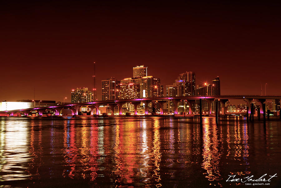 Miami Nights II by IsacGoulart