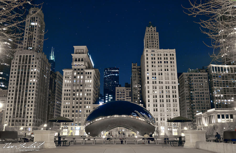 The Bean by IsacGoulart
