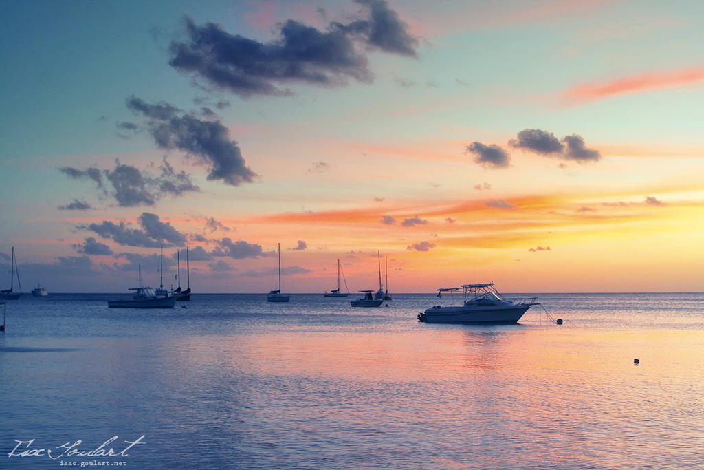 In the Kingdom by the Sea II by IsacGoulart
