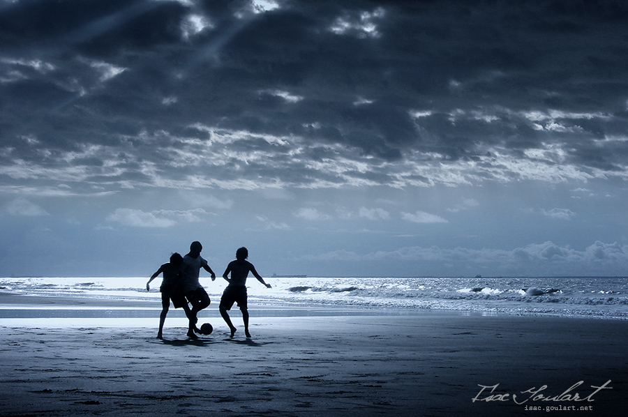 Passion for the Game by IsacGoulart