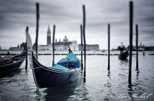 Venice Boats by IsacGoulart