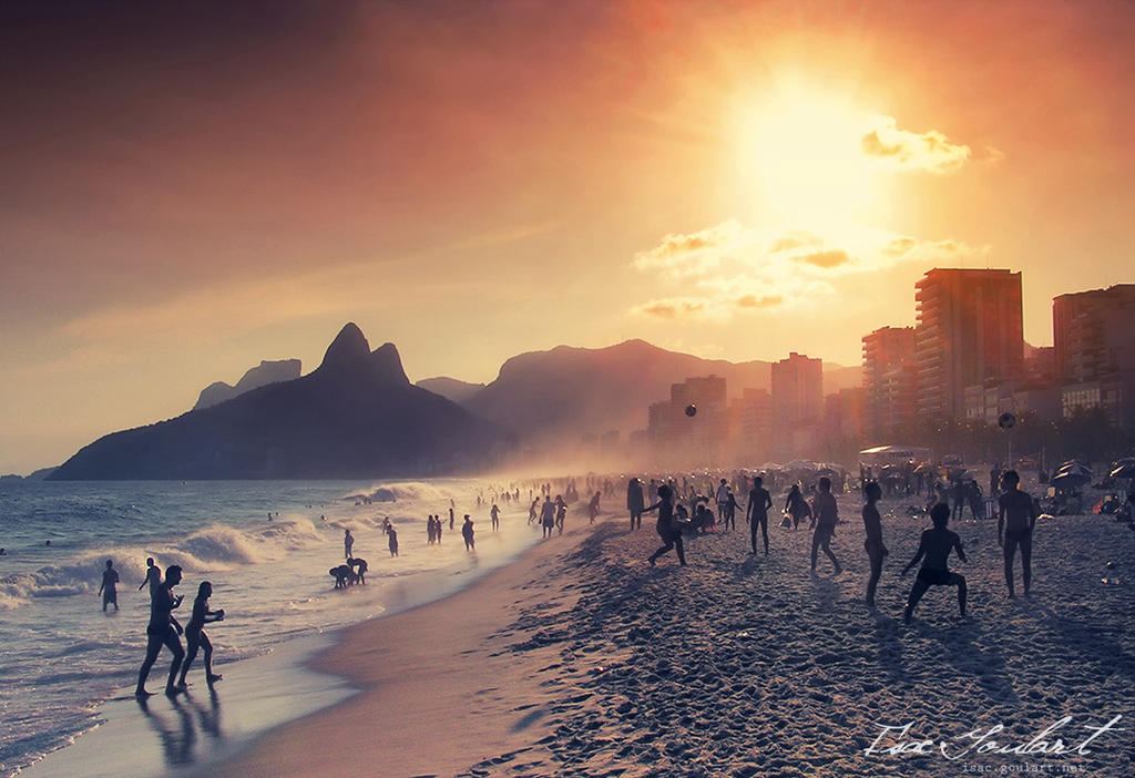 An Afternoon in Rio by IsacGoulart