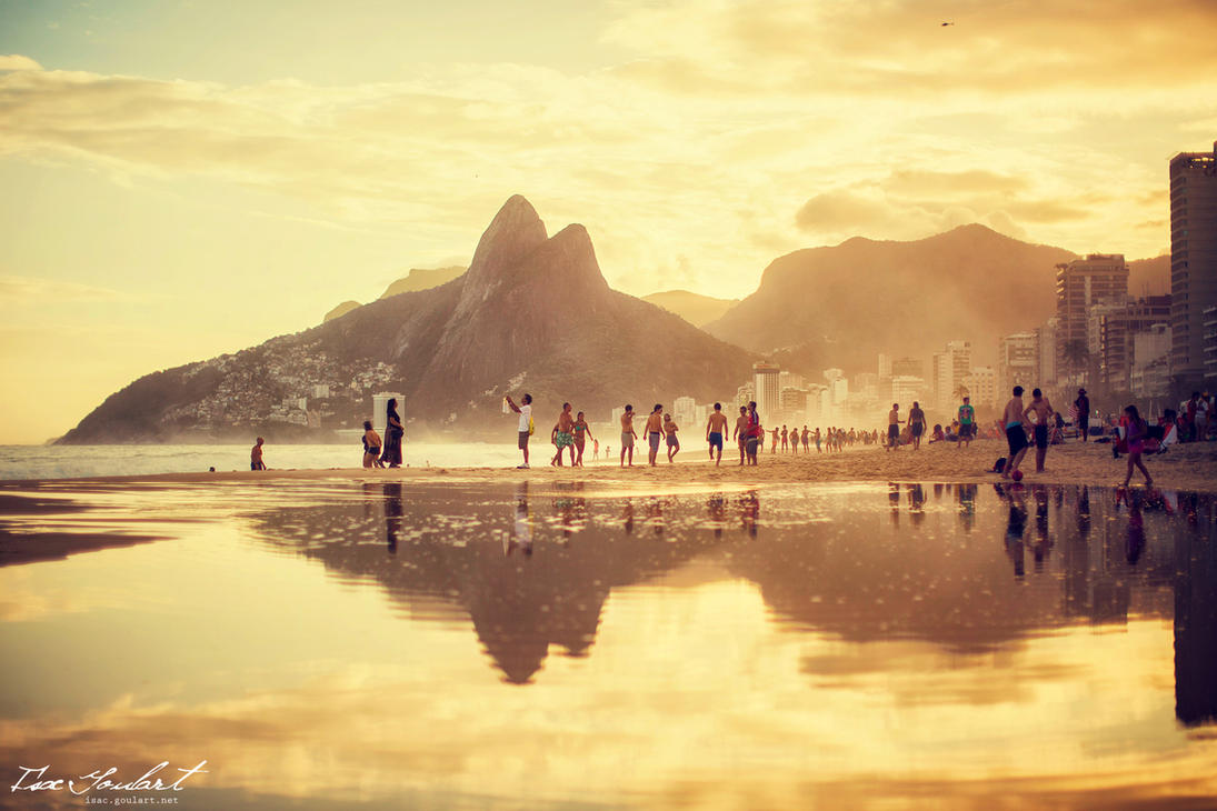 The World I Know by IsacGoulart