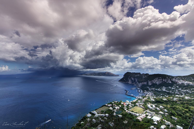 Capri, Italy by IsacGoulart