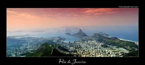 Rio de Janeiro '07 by IsacGoulart