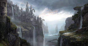 Dragonstone by JordiGart