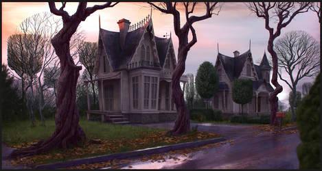 Houses by JordiGart