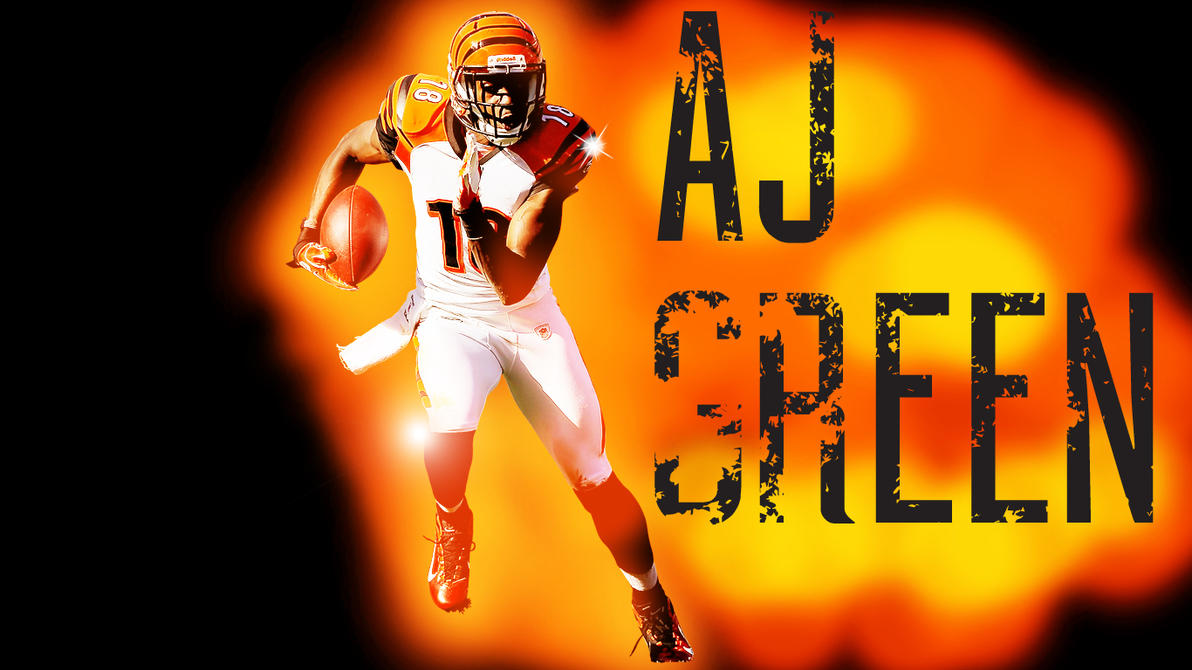 Aj Green Wallpaper By Ballhard 88