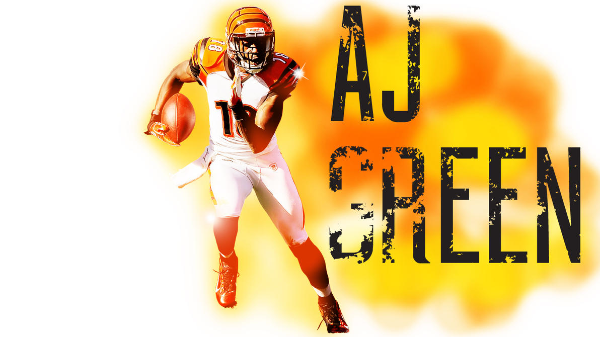 Aj Green Wallpaper Inverted By Ballhard 88