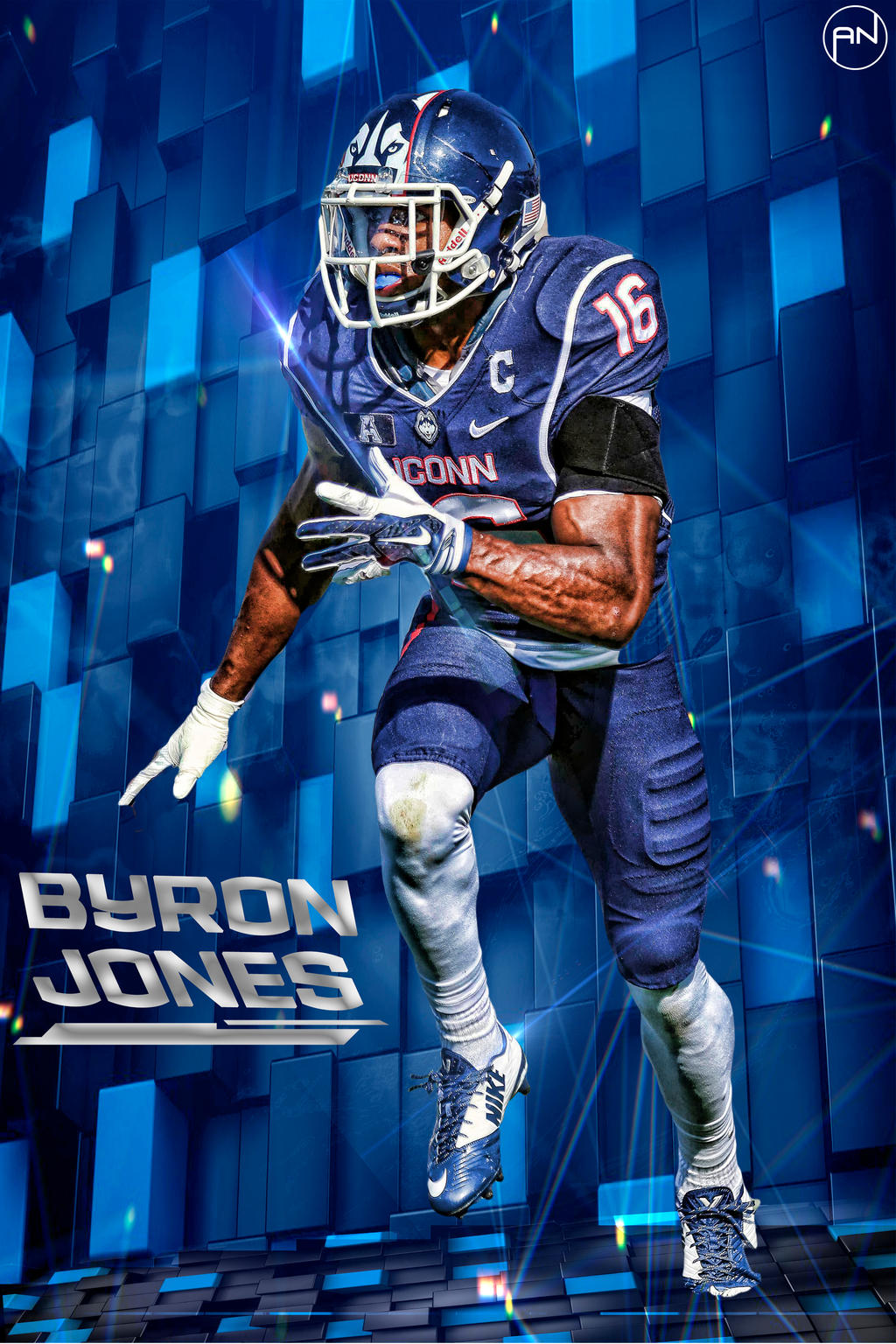 Byron Jones Edit by Ballhard 88 on DeviantArt