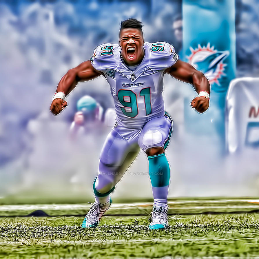 Cameron Wake Edit By Ballhard 88 On Deviantart