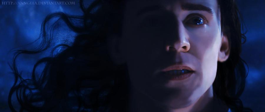 Loki (Sorrow) by AnnGeea