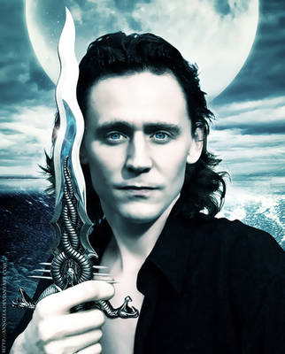 Loki warrior (2) by AnnGeea