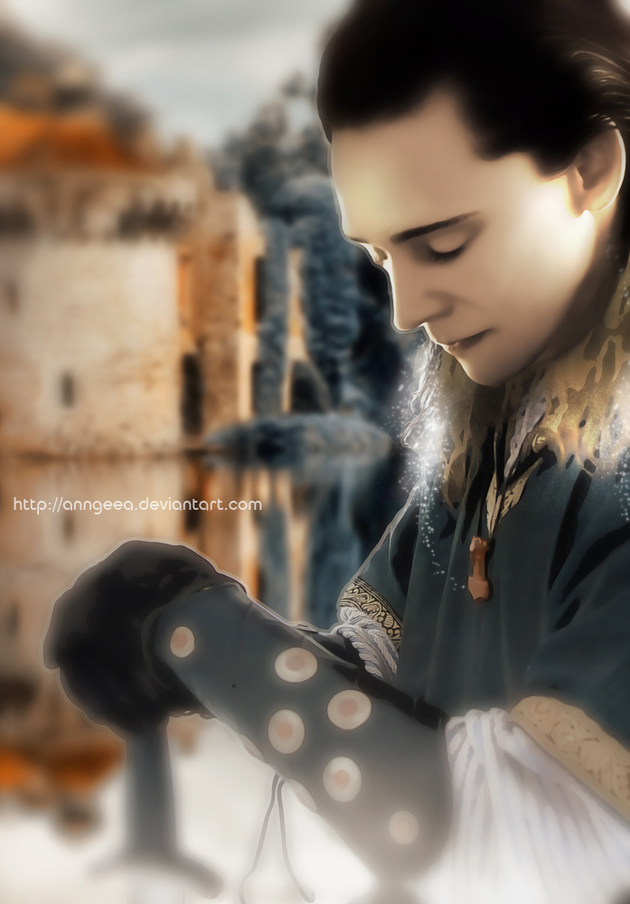 Loki (Sweet Prince) by AnnGeea