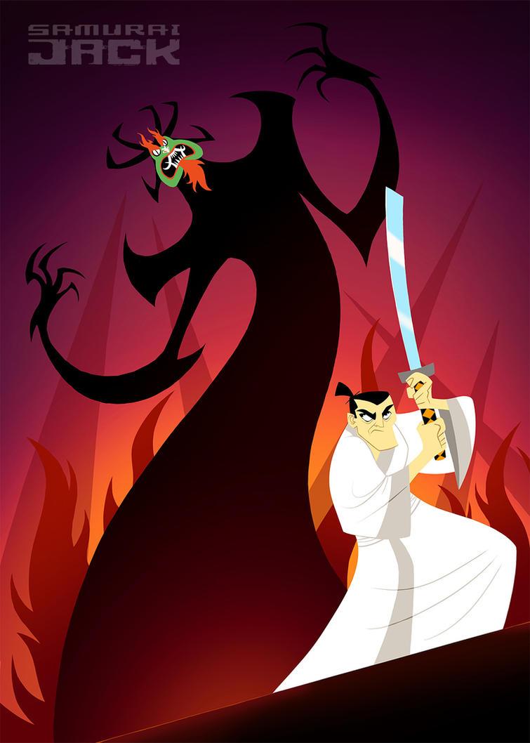 Samurai Jack by NickNP