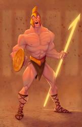 Gladiator by NickNP