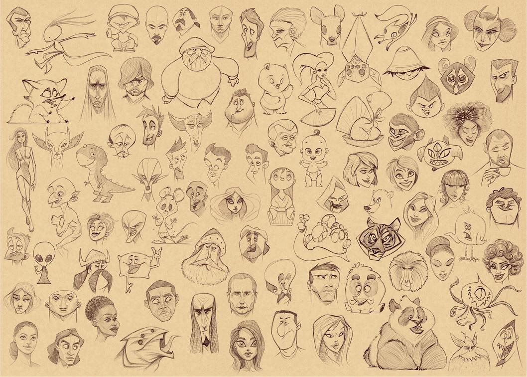 Sketchy by NickNP