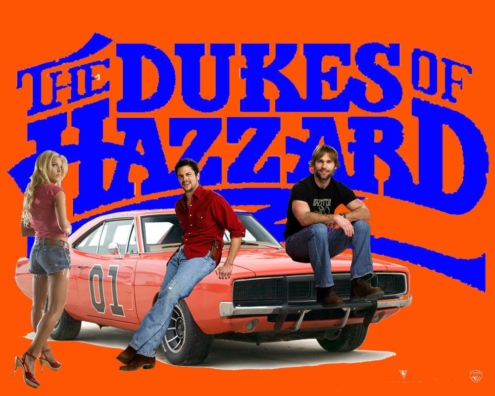 Dukes Of Hazzard Cake Topper