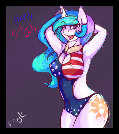 Happy 4th of July! by Dragk